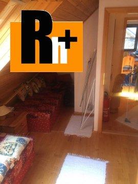 16. obrázok Na predaj Terchová pod Rosutcom chata