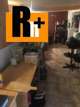 17. obrázok Na predaj Terchová pod Rosutcom chata