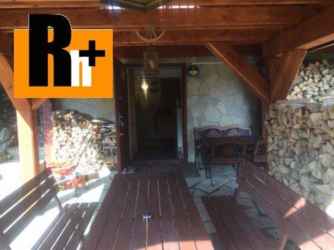 18. obrázok Na predaj Terchová pod Rosutcom chata
