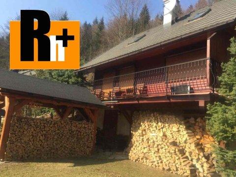 2. obrázok Na predaj Terchová pod Rosutcom chata