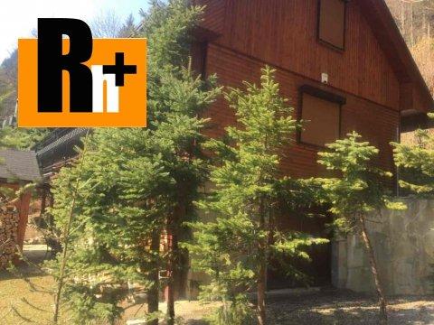 24. obrázok Na predaj Terchová pod Rosutcom chata