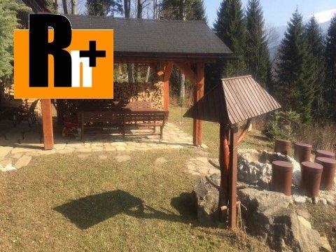 4. obrázok Na predaj Terchová pod Rosutcom chata