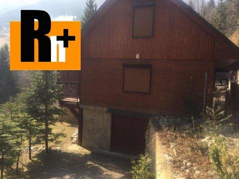 6. obrázok Na predaj Terchová pod Rosutcom chata