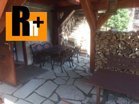 7. obrázok Na predaj Terchová pod Rosutcom chata