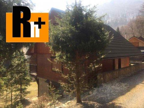 8. obrázok Na predaj Terchová pod Rosutcom chata