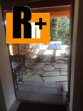 9. obrázok Na predaj Terchová pod Rosutcom chata
