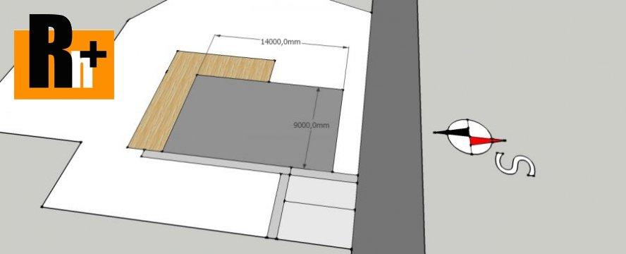 Foto Svrčinovec 866m2 na predaj pozemok pre bývanie - so stavebným povolením