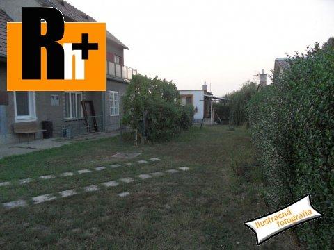 Foto Vidiecky dom Veľké Kapušany na predaj - exkluzívne v Rh+