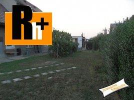 Vidiecky dom Veľké Kapušany na predaj - exkluzívne v Rh+