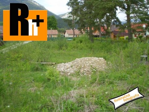 Foto Pozemok pre bývanie Podkonice na predaj - TOP ponuka