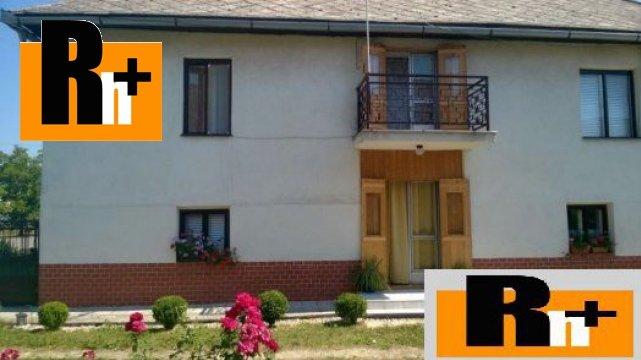 Foto Kecerovce - na predaj rodinný dom -