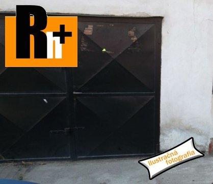 Foto Na predaj garáž hromadná Košice-Západ -