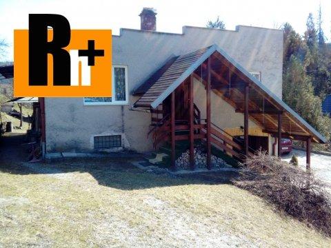 Foto Rodinný dom Krompachy Krompachy na predaj
