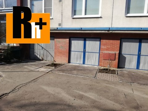 Foto Na predaj garáž jednotlivá Bojnice Lúčky - rezervované