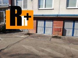 Na predaj garáž jednotlivá Bojnice Lúčky