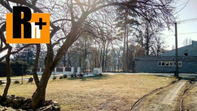 Foto Na predaj Nižná Kamenica . zastavané plochy a nádvoria -