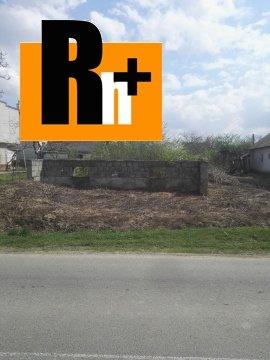 Foto Na predaj Veľké Trakany Hlavná pozemok pre bývanie - znížená cena