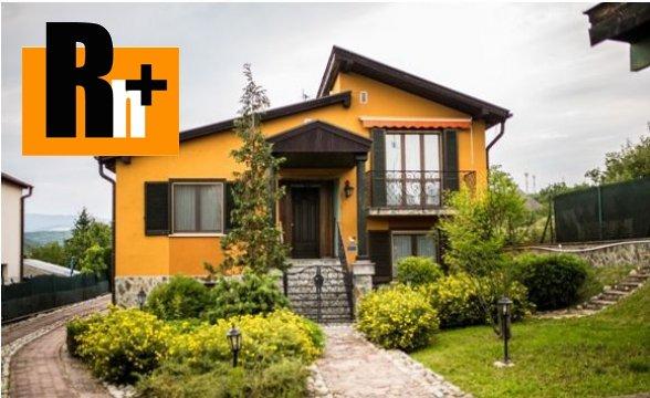 Foto Rodinná vila na predaj Bukovec - ihneď k dispozícii