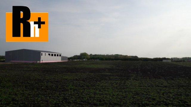 Foto Na predaj Galanta Kolónia pozemok pre komerčnú výstavbu - 10000m2