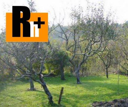 Foto Záhrada Stupava Lintávy na predaj - TOP ponuka