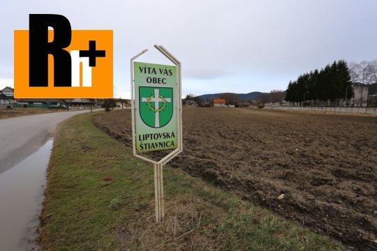 Foto Pozemok pre bývanie na predaj Ružomberok - TOP ponuka