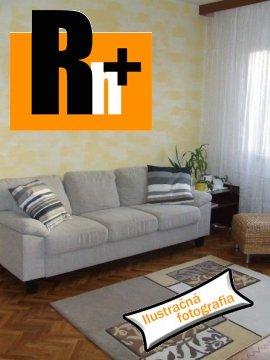 Foto Martin na predaj 4 izbový byt - 90m2