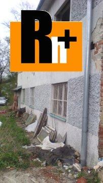 2. obrázok Iný objekt Považská Bystrica Kukučínova na predaj