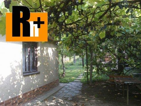 Foto Košice-Vyšné Opátske , záhrada na predaj