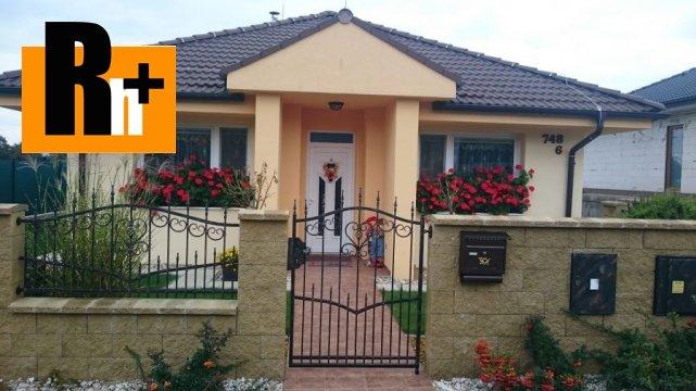 Foto Rodinný dom Kanianka Panský háj na predaj - rezervované