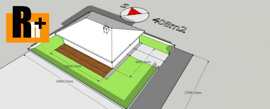 Foto Dolná Tižina 17m x 24m pozemok pre bývanie na predaj - rezervované
