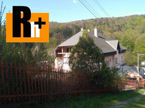 Foto Iný objekt na bývanie a rekreáciu Trenčianske Teplice na predaj - TOP ponuka
