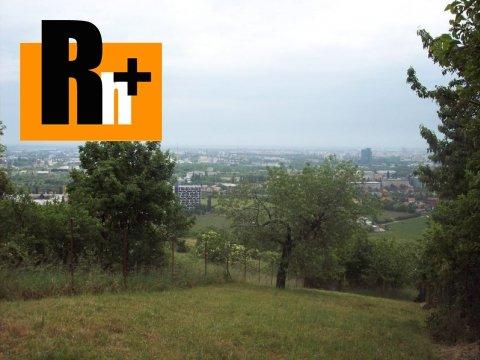 Foto Záhrada Bratislava-Nové Mesto Koziarka na predaj