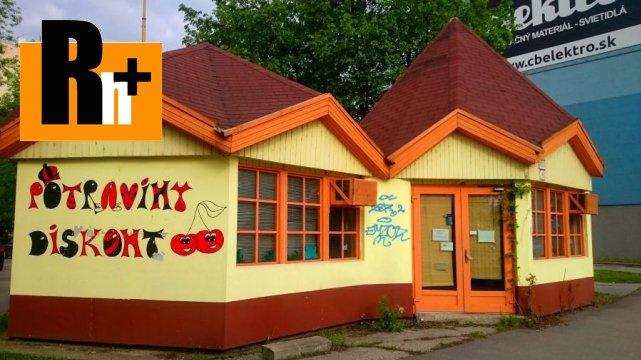 Foto Košice-Juh Košice - Juh na predaj obchodné priestory - ihneď k dispozícii