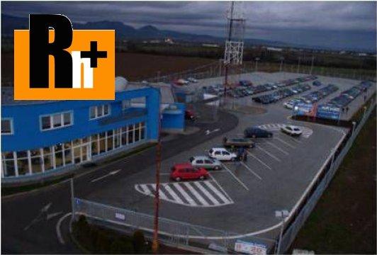 Foto Na predaj priemyselný areál Trenčianska Teplá - TOP ponuka