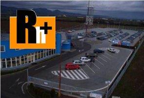 Na predaj priemyselný areál Trenčianska Teplá - TOP ponuka