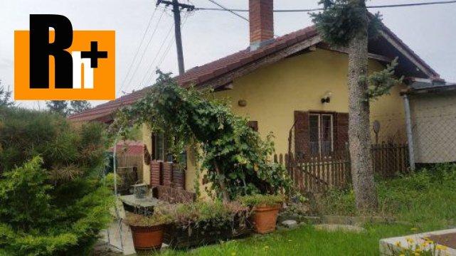 Foto Na predaj Hronský Beňadik záhradky chata