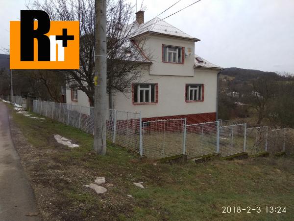 Foto Bzince pod Javorinou na predaj rodinný dom - exkluzívne v Rh+