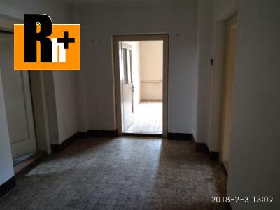 Bzince pod Javorinou na predaj rodinný dom - exkluzívne v Rh+ 1
