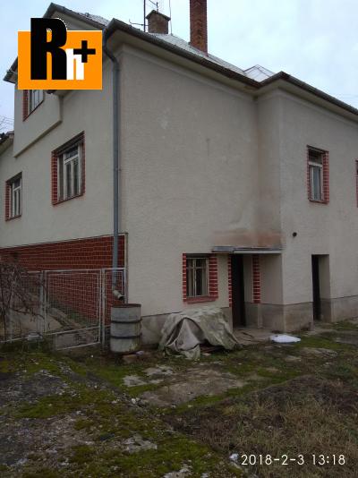 Bzince pod Javorinou na predaj rodinný dom - exkluzívne v Rh+ 8
