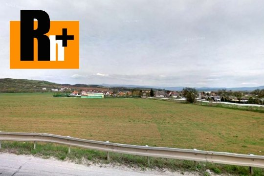 Foto Pozemok pre komerčnú výstavbu na predaj Skačany - 9500m2