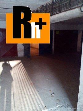 Foto Bratislava-Ružinov Papraďová na predaj garáž jednotlivá - TOP ponuka