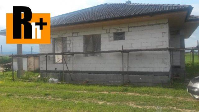 Foto Rodinný dom na predaj Hrádok - novostavba