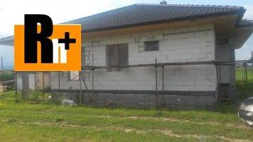 Rodinný dom na predaj Hrádok - novostavba