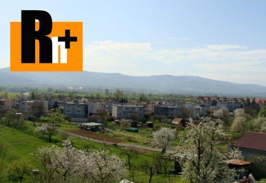 Foto Pozemok pre bývanie Opatovce nad Nitrou na predaj - 1600m2