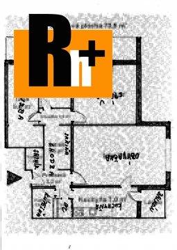 Foto Bratislava-Nové Mesto Račianska 4 izbový byt na predaj - rezervované