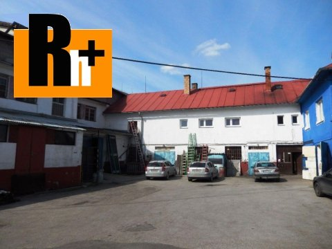 Foto Na predaj Púchov Záriečie priemyselný areál