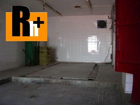 6. obrázok Na predaj Púchov Záriečie priemyselný areál