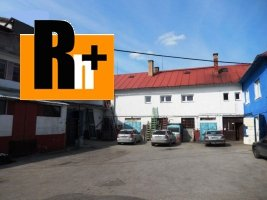 Na predaj Púchov Záriečie priemyselný areál