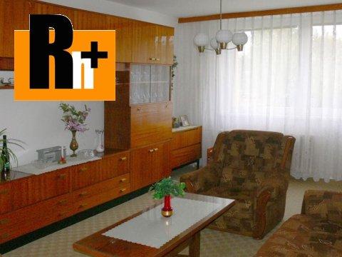 Foto Na predaj 4 izbový byt Topoľčany Bernolákova - 81m2