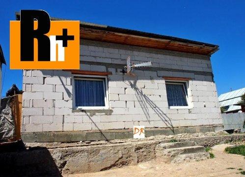 Foto Rodinný dom Trstené pri Hornáde Osloboditeľov na predaj